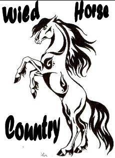 Wild horse Country, Rasteau